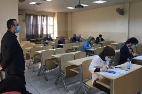Postgraduates Exam Progress